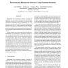 Reconstructing Phylogenetic Networks Using Maximum Parsimony