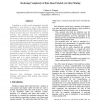 Reducing complexity of rule based models via meta mining