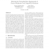 Reducing the Forwarding State Requirements of Point-to-Multipoint Trees Using MPLS Multicast