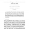 Reformulation and sampling to solve a stochastic network interdiction problem