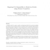 Regaining cut admissibility in deduction modulo using abstract completion