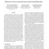 Registration of Camera Captured Documents Under Non-rigid Deformation