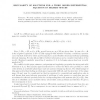Regularity of solutions for a third order differential equation in Hilbert spaces