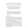 Regularizing generalization error estimators: a novel approach to robust model selection