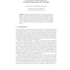 Relational Reasoning in a Nominal Semantics for Storage