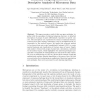 Relational Subgroup Discovery for Descriptive Analysis of Microarray Data