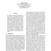 Relative Rank Statistics for Dialog Analysis