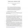 Reliable Evidence: Auditability by Typing