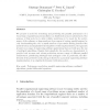 Reliable performance prediction for multigrid software on distributed memory systems