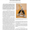 Representation and shape estimation of Odin, a parallel under-actuated modular robot