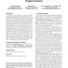 Representation dependence testing using program inversion