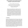 Representational Content and the Reciprocal Interplay of Agent and Environment