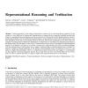 Representational Reasoning and Verification