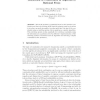 Resolution of Constraints in Algebras of Rational Trees