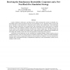 Resolving the Simultaneous Resettability Conjecture and a New Non-Black-Box Simulation Strategy
