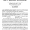 Resource-Aware and Link Quality Based Routing Metric for Wireless Sensor and Actor Networks