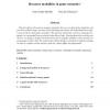 Resource modalities in game semantics