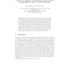 Results of Bit Error Measurements with Sensor Nodes and Casuistic Consequences for Design of Energy-Efficient Error Control Sche