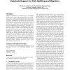 Rethinking virtual network embedding: substrate support for path splitting and migration