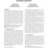 Retrieval system evaluation: automatic evaluation versus incomplete judgments