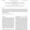 Retrieving definitional content for ontology development