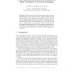 Retrieving Shapes Efficiently by a Qualitative Shape Descriptor: The Scope Histogram