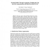 Revising Beliefs Through Arguments: Bridging the Gap Between Argumentation and Belief Revision in MAS