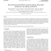 Reward-biased probabilistic decision-making: Mean-field predictions and spiking simulations
