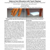 Ripples: utilizing per-contact visualizations to improve user interaction with touch displays