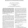 Risk Analysis in Access Control Systems Based on Trust Theories