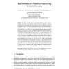 Risk Assessment of E-Commerce Projects Using Evidential Reasoning