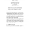 Robust Appearance Modeling for Pedestrian and Vehicle Tracking