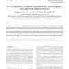 Robust Detection of Skewed Symmetries