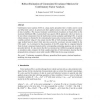 Robust estimation of constrained covariance matrices for confirmatory factor analysis