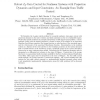 Robust L2-gain control for nonlinear systems with projection dynamics and input constraints: an example from traffic control