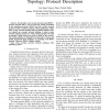 Robust overlay network with Self-Adaptive topology: Protocol description