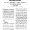Robust resource allocation in a massive multiplayer online gaming environment