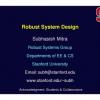 Robust System Design