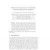 Robust Vector Quantization for Burst Error Channels Using Genetic Algorithm
