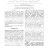 ROI Constrained Statistical Surface Morphometry