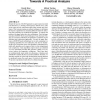 Role allocation and reallocation in multiagent teams: towards a practical analysis