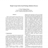 Rough concept lattice based ontology similarity measure