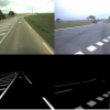ROMA (ROad MArkings) : Image database for the evaluation of road markings extraction algorithms