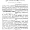 Rule-Based Message Passing for Collaborative Application in Distributed Environments