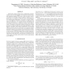 Sample dependence correction for order selection in fMRI analysis