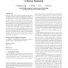 Sampling based algorithms for quantile computation in sensor networks
