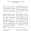Sampling Regular Graphs and a Peer-to-Peer Network