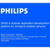 SAND: a modular application development platform for miniature wireless sensors