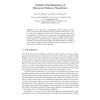 Scalable Parallelization of Harmonic Balance Simulation