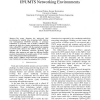 Scalable Video Streaming Traffic Delivery in IP/UMTS Networking Environments